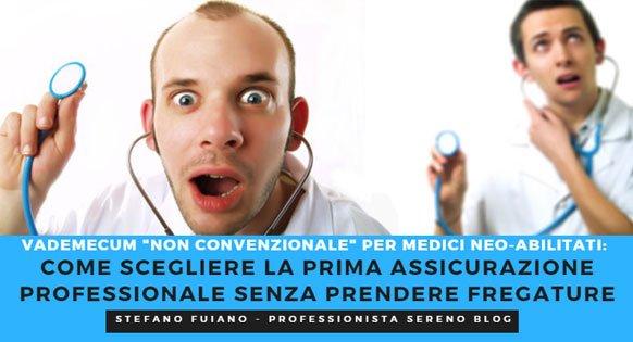 assicurazione professionale giovani medici